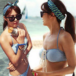 Thời trang - Khăn turban: Phụ kiện siêu chất ngày hè
