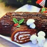 Ẩm thực - Bánh khúc cây lạnh vị chocolate - xoài