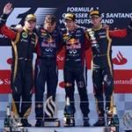 Thể thao - F1 - German GP: Chiến thắng cho người mạnh mẽ nhất