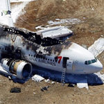 Tin tức trong ngày - Điều kỳ diệu trong vụ cháy máy bay ở Mỹ