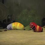 Video Clip Cười - Phim hoạt hình Larva: Nấm