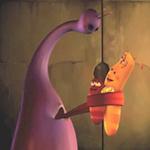 Video Clip Cười - Phim hoạt hình Larva: Bỏng ngô