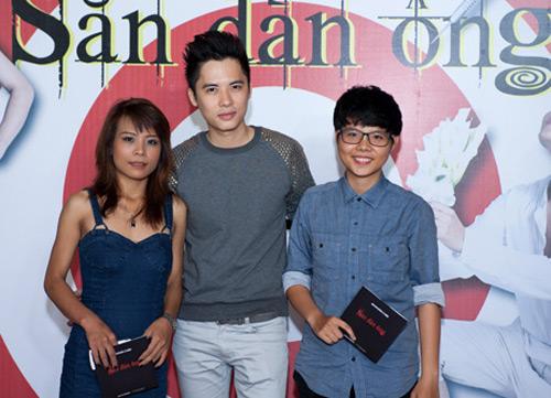 Hiện tượng The Voice đi xem phim 16+, Ca nhạc - MTV, san dan ong, hien tuong the voice, cat tuong, minh sang, phim, phim moi, phim hay, phim viet
