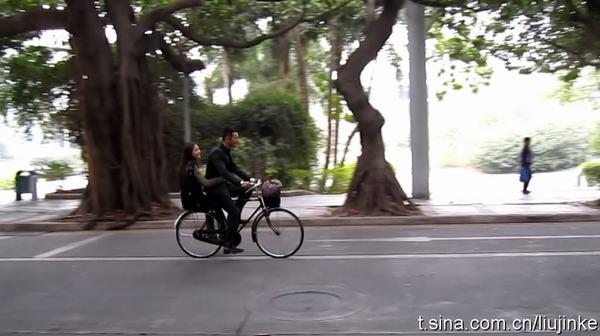Phim của Huỳnh Hiểu Minh và bạn gái gây sốt - 5