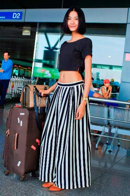 Sao Việt mặc quần cũng rất gợi cảm - 8