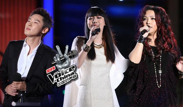 """""""Quái luật"""" ở The Voice Trung Quốc - 4"""