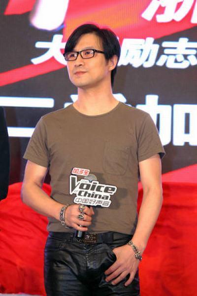 """""""Quái luật"""" ở The Voice Trung Quốc - 3"""