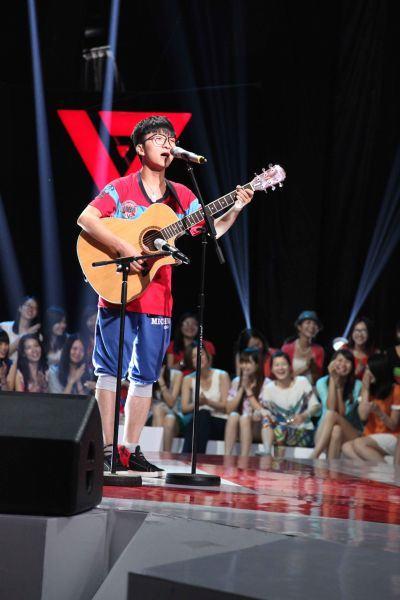 """""""Quái luật"""" ở The Voice Trung Quốc - 2"""