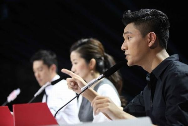 """""""Quái luật"""" ở The Voice Trung Quốc - 1"""