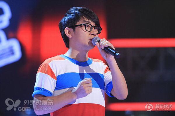 """""""Quái luật"""" ở The Voice Trung Quốc - 6"""