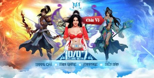 """Mị Lực Vô Song chính thức ra mắt, tặng quà """"khủng"""" cho gamer - 1"""