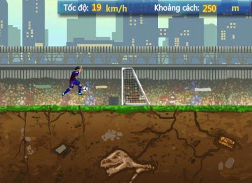 Game hay: Siêu sao bóng đá - 5