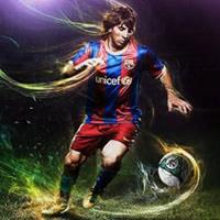 Game hay: Siêu sao bóng đá