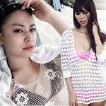 Thời trang - Người đẹp Việt nửa kín nửa hở với bikini