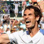 Thể thao - CĐV may mắn nhất Wimbledon