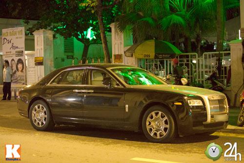 Bộ đôi Rolls-Royce Phantom vi vu phố Hà Nội - 8