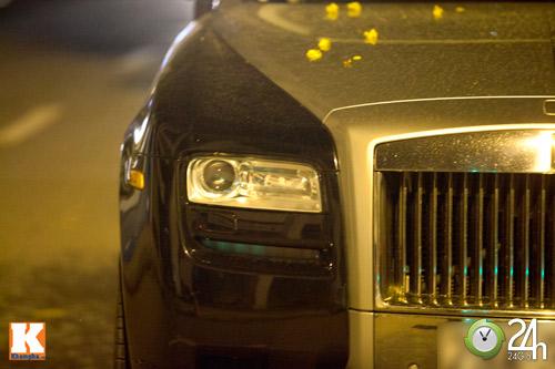 Bộ đôi Rolls-Royce Phantom vi vu phố Hà Nội - 12