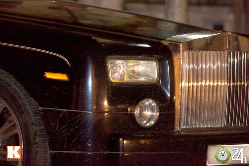 Bộ đôi Rolls-Royce Phantom vi vu phố Hà Nội - 5
