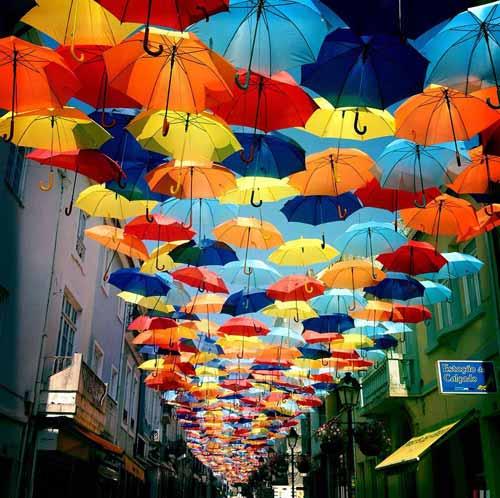 """Đến Bồ Đào Nha ngắm phố """"ô bay"""" - 4"""