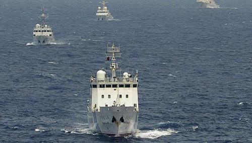 Nhật tố TQ dùng vũ lực tranh chấp biển đảo - 2