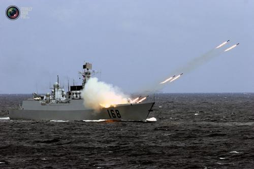 Nhật tố TQ dùng vũ lực tranh chấp biển đảo - 1