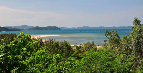 Những cung đường ven biển Nam Bộ - 3