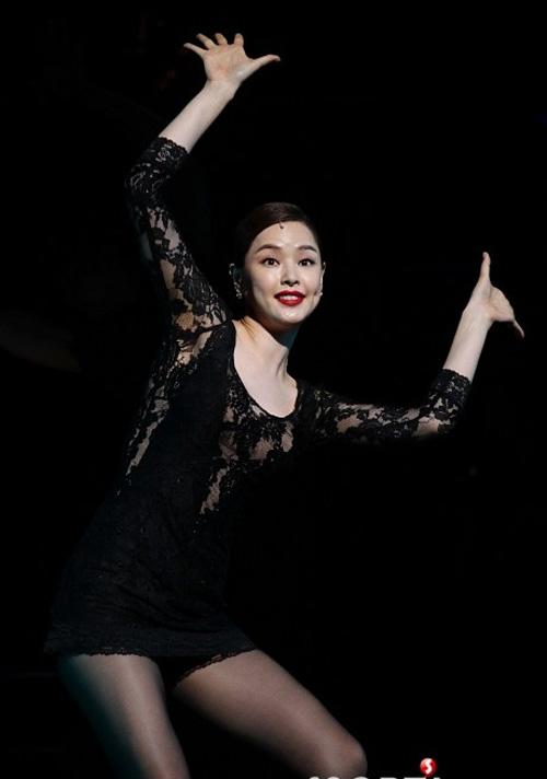 Hoa hậu Hàn Quốc hóa vũ nữ nóng bỏng - 4