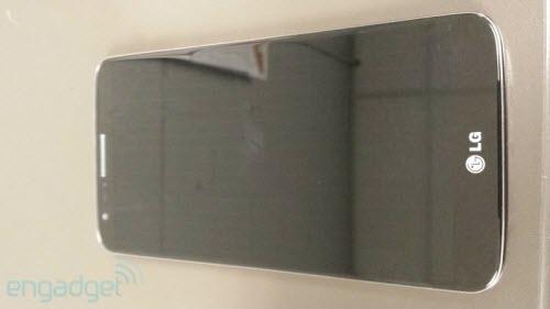 Thêm nhiều hình ảnh thực tế của LG Optimus G2 - 2