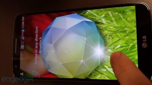 Thêm nhiều hình ảnh thực tế của LG Optimus G2 - 3
