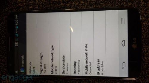 Thêm nhiều hình ảnh thực tế của LG Optimus G2 - 8