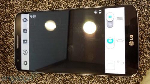 Thêm nhiều hình ảnh thực tế của LG Optimus G2 - 4