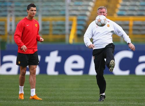 Ancelotti sẽ dùng Ronaldo khác Mourinho? - 1
