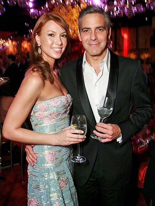 George Clooney chia tay bồ thứ 15 - 4