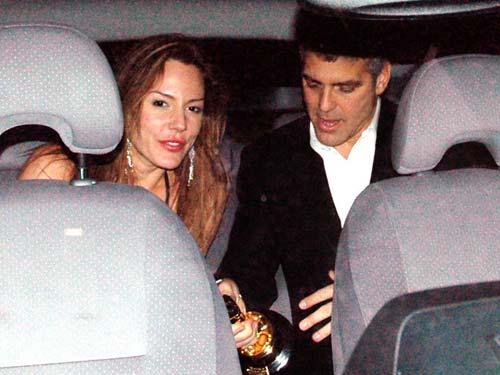 George Clooney chia tay bồ thứ 15 - 5