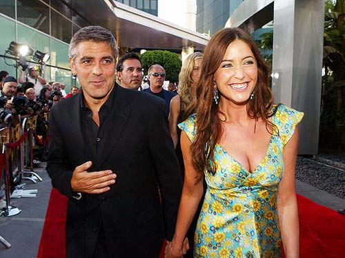 George Clooney chia tay bồ thứ 15 - 6