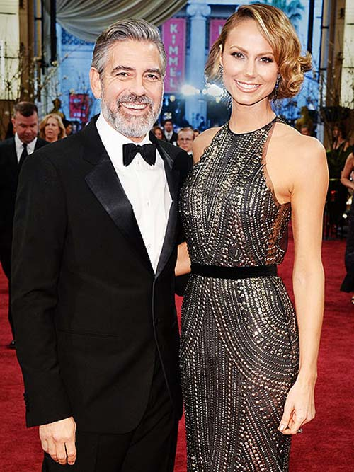 George Clooney chia tay bồ thứ 15 - 1