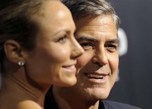 George Clooney chia tay bồ thứ 15 - 2