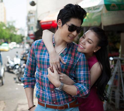 Trai Hàn hát tiếng Việt tặng Trà Ngọc Hằng - 12