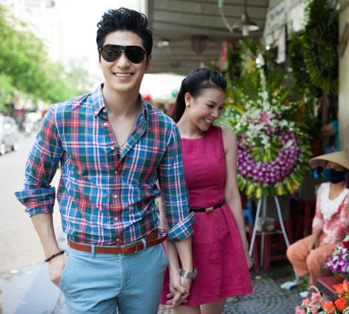Trai Hàn hát tiếng Việt tặng Trà Ngọc Hằng - 13