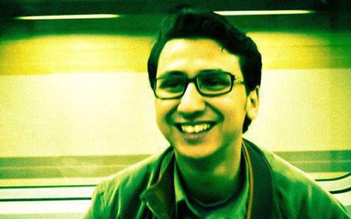 Nhà báo Ai Cập ghi hình thần chết của mình - 1