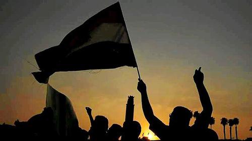 Nhà báo Ai Cập ghi hình thần chết của mình - 2
