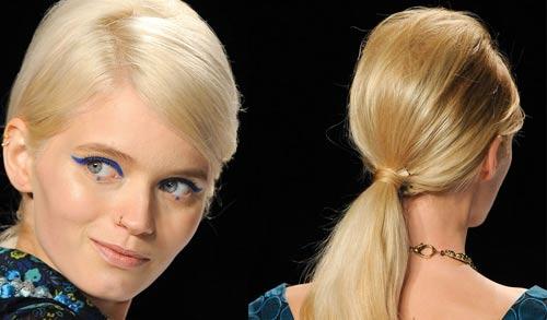 Biến tấu sang trọng dành cho tóc thẳng - 1