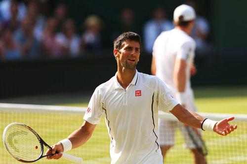 Djokovic: Kẻ thất bại vẫn là số 1 - 2