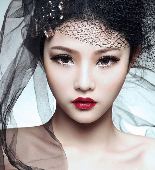 Cách trang điểm hợp mắt người châu Á - 5