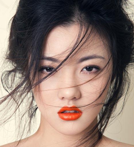 Cách trang điểm hợp mắt người châu Á - 2