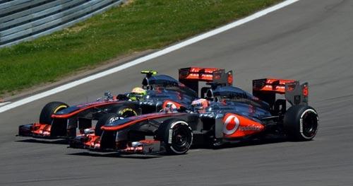 F1 - German GP: Phía sau vạch đích - 4