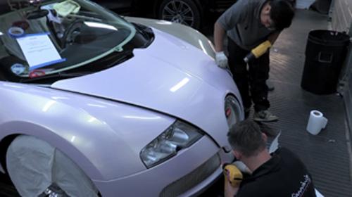 """Mục sở thị công nghệ """"lột xác"""" Bugatti - 2"""