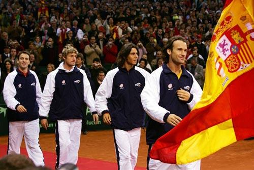 Nadal: Ký ức Davis Cup (Kỳ 34) - 1