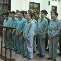 4 án tử cho nhóm buôn 150 bánh heroin