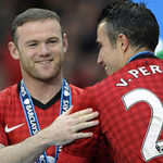 Bóng đá - Quan điểm: Rooney nên học Persie